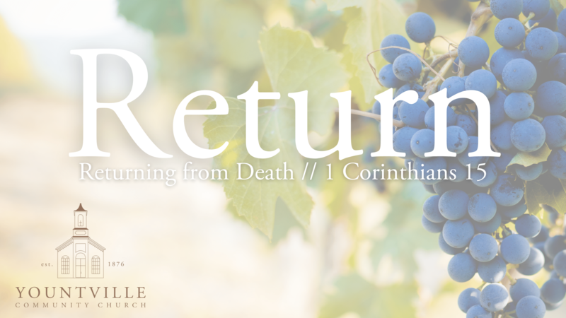 Returning from Death