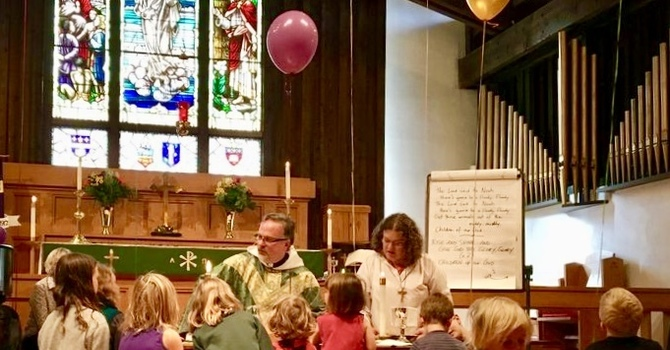 Children & Youth Sunday Service