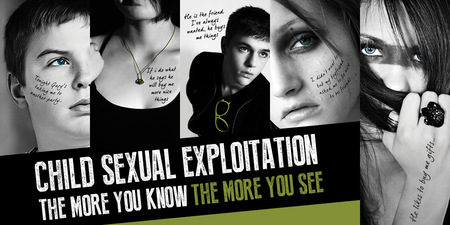 Stop the Sexual Exploitation of Youth Awareness Week