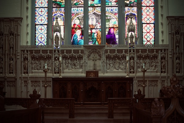 Eucharist with Spiritual Communion