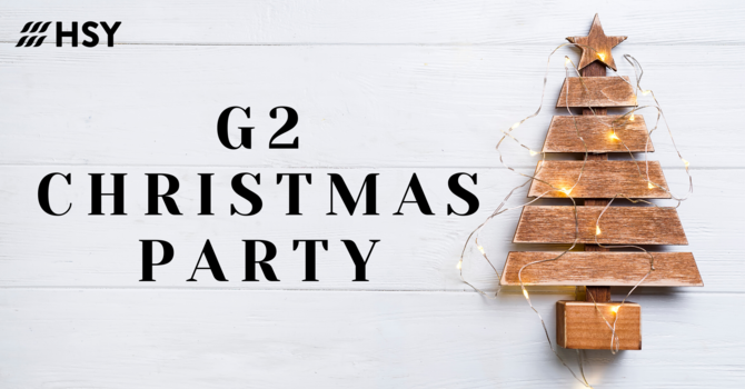 HSY G2 Christmas Parties