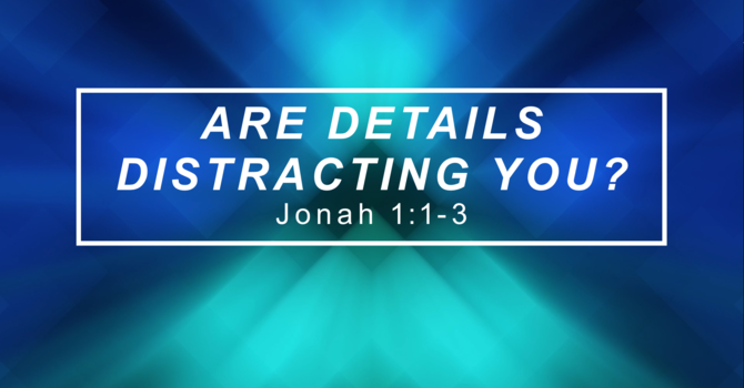 Are Details Distracting You?