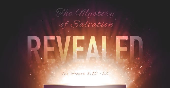 The Mystery of Salvation Revealed