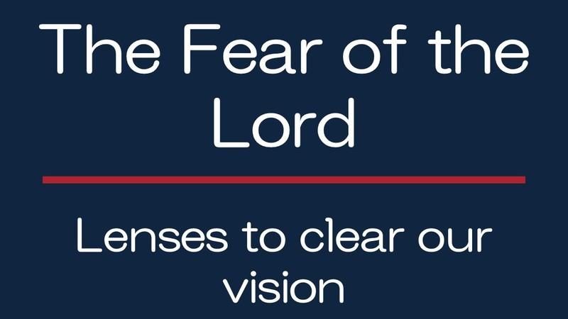 The Fear of the Lord, Part 2