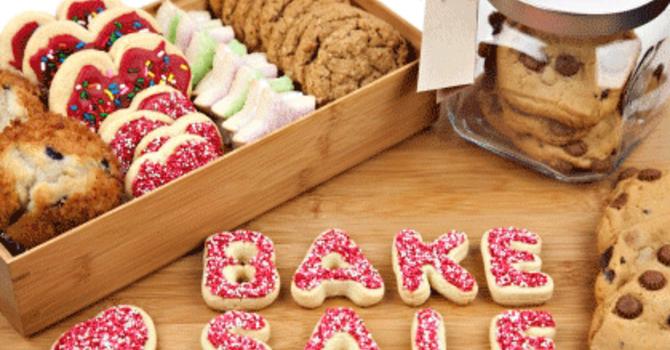 Bake Sale & Handknitted Items