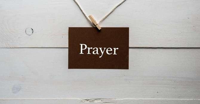 Examen Prayer image