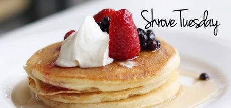 Shrove Pancake Supper