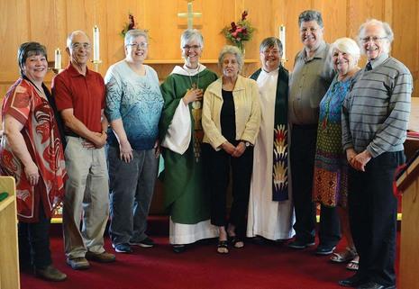 EfM - Diocese of New Westminster