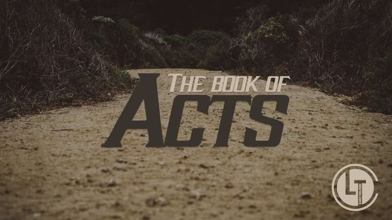 Acts 15 vs36 - Acts 16 vs5
