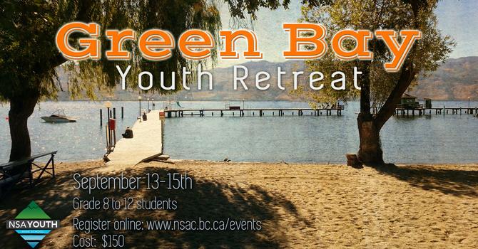 Green Bay Youth Retreat 2019