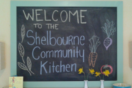 An Update from the Shelbourne  Community Kitchen - June 17, 2017
