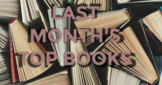 Top Books from August 2021 image