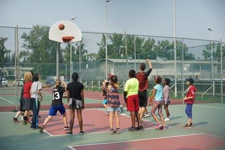 HOOPs Basketball Camp 2017