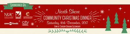 North Shore Community Christmas Dinner 2017