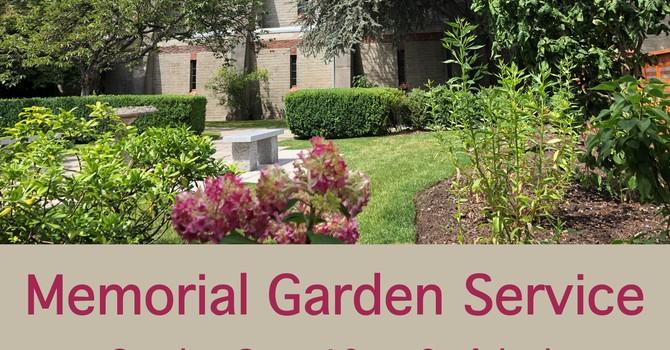 Memorial Garden Service