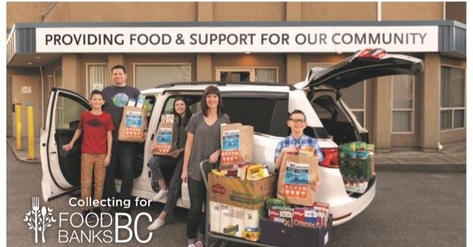 BC Thanksgiving Food Drive