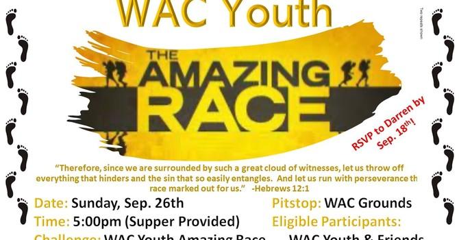 WAC Youth Amazing Race