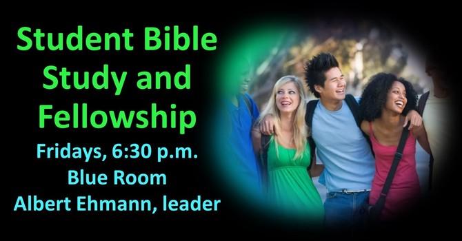 Student Bible Study and Fellowship