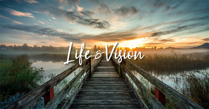 Life and Vision