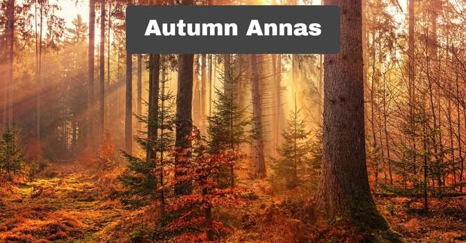 Autumn Anna's Ladies Group