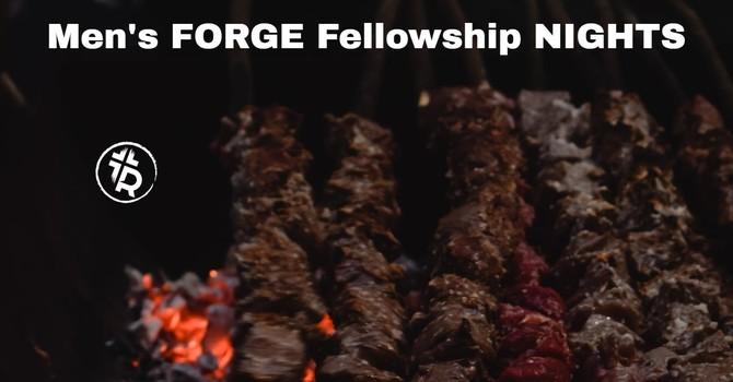 Men's FORGE Fellowship NIGHTS
