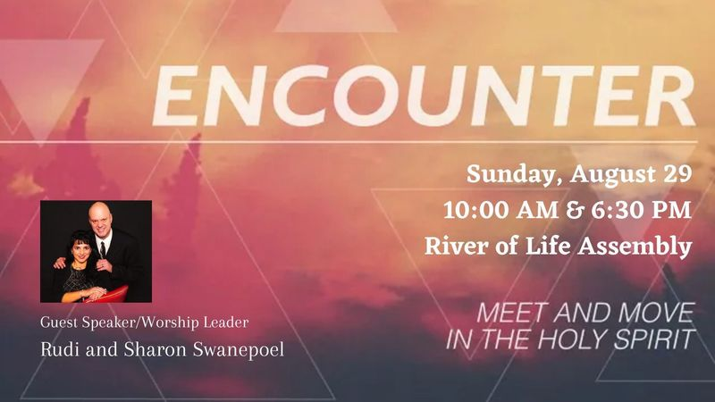 Summer Encounter; Sunday Morning Service