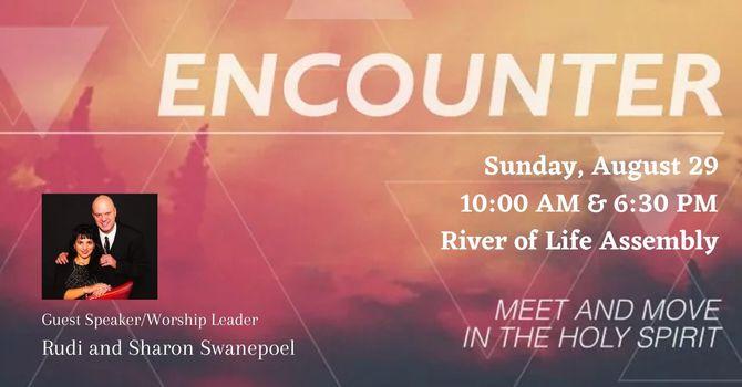 Summer Encounter; Sunday Evening Service
