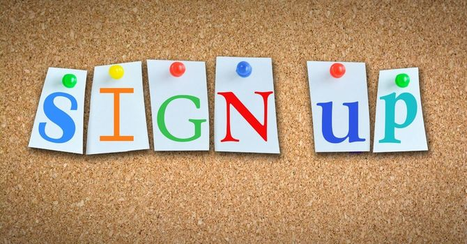 School Clubs Sign-Up