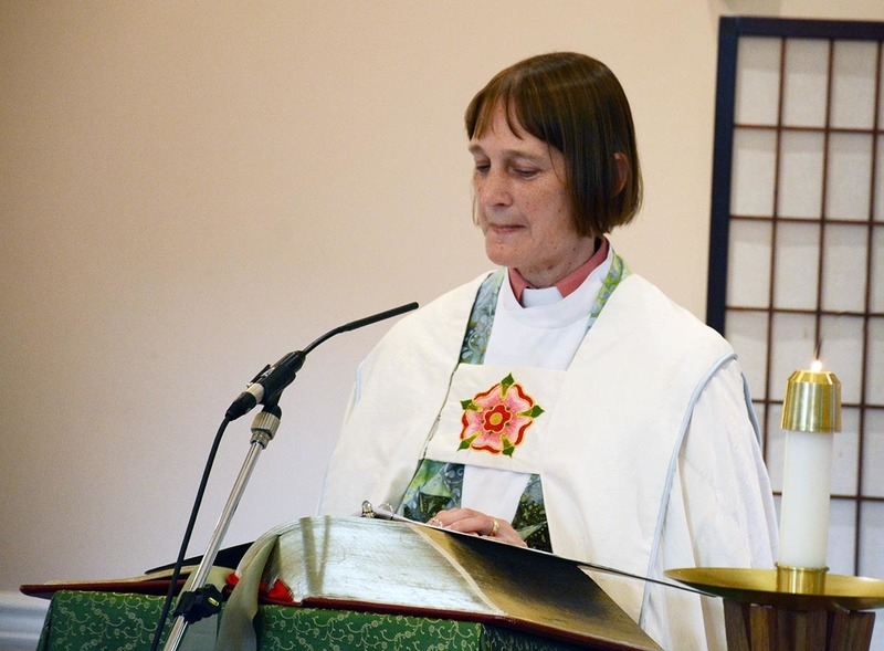 The Installation of the Reverend Tasha Carrothers