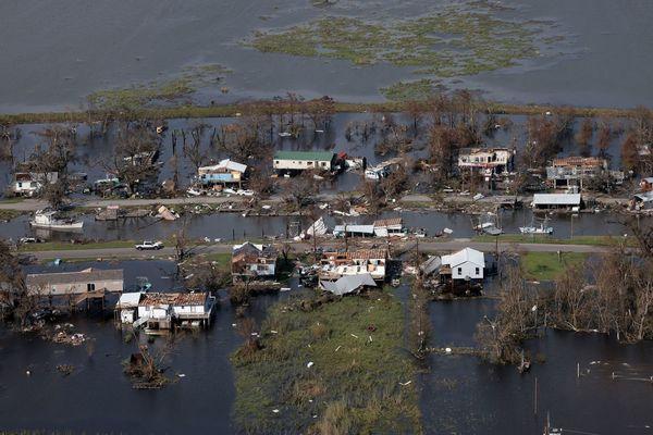 Hurricane Ida Response Efforts