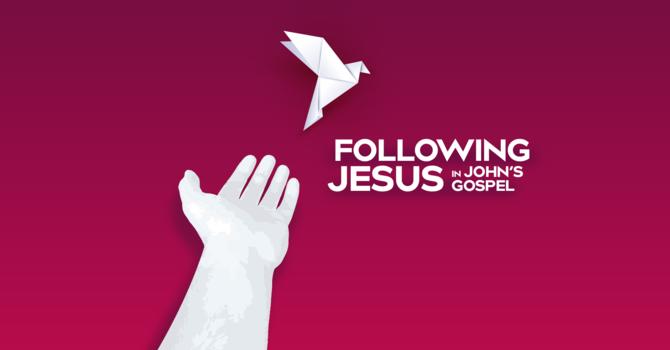 Following Jesus in John's Gospel