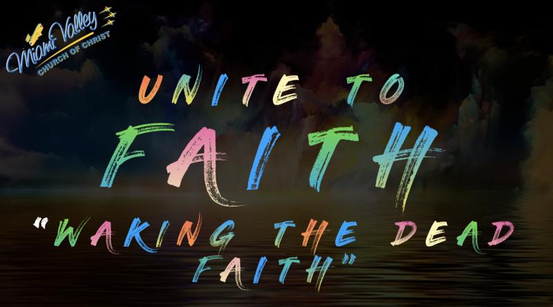 Waking the Dead Faith