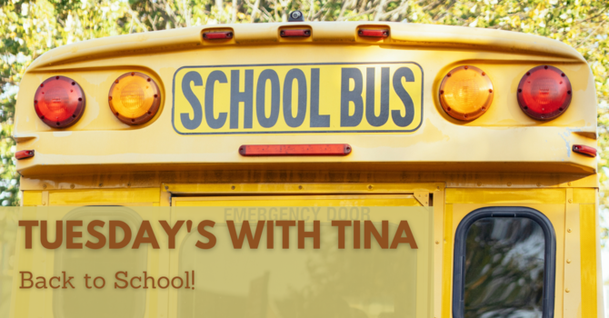 Tuesday's With Tina S2E16