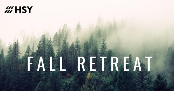 High School Fall Retreat