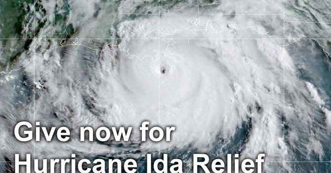 Hurricane Ida Relief image