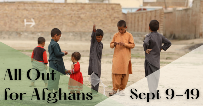 All Out for Afghans