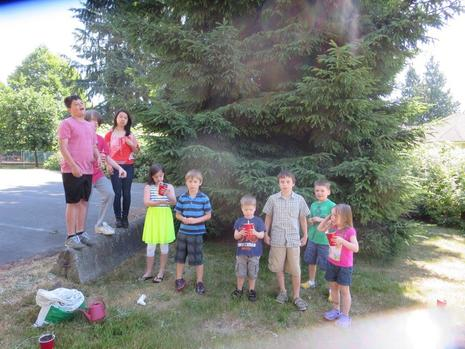 Parish Picnic June 14, 2015