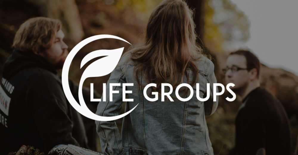 Life Group Sign Up