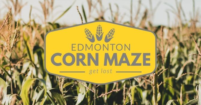 The Edmonton Corn Maze