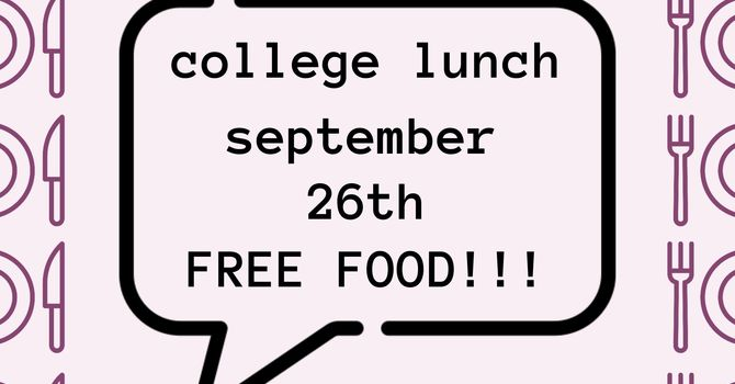 College Lunch