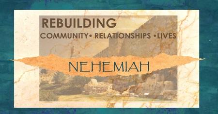 Rebuilding ~ Community, Relationships, Lives