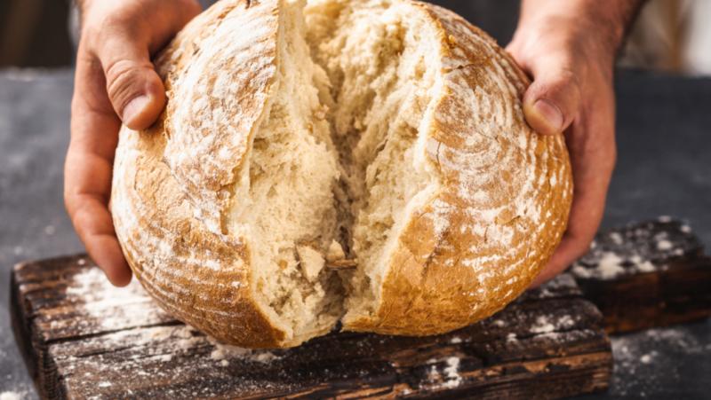 Breaking of Bread; Part 1