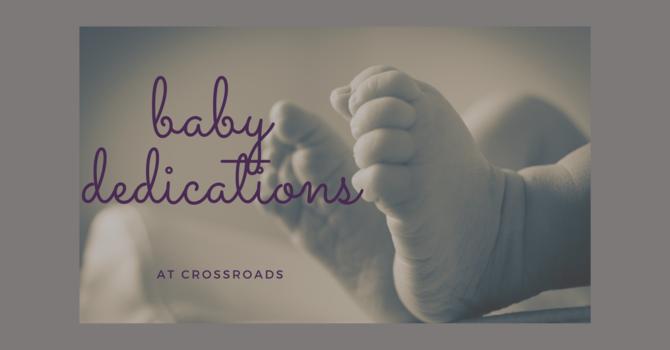 Baby Dedications image