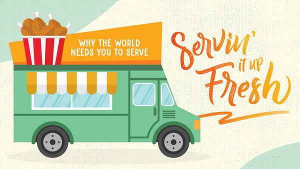 Servin' It Up Fresh