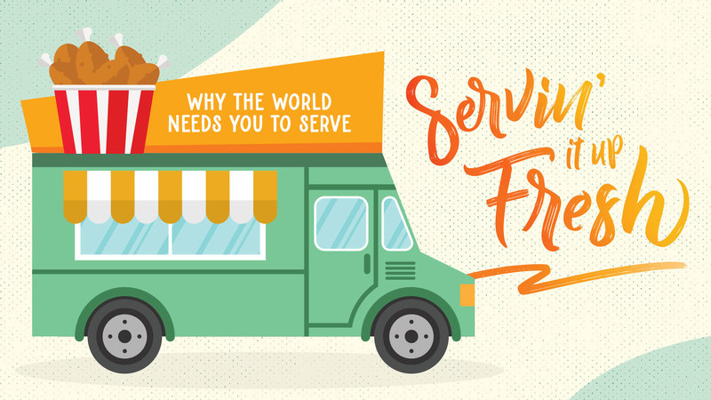 The Church is a Food Truck