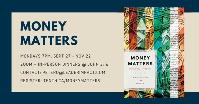 East Van | Money Matters