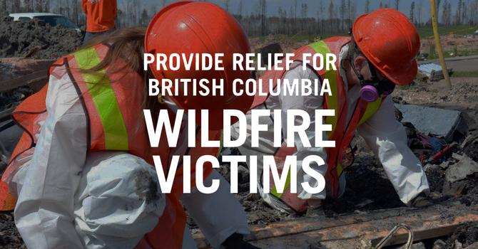 Wildfire Relief Volunteers