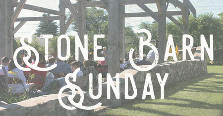Stone Barn Sunday