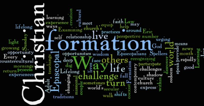 Why Christian Formation?  image