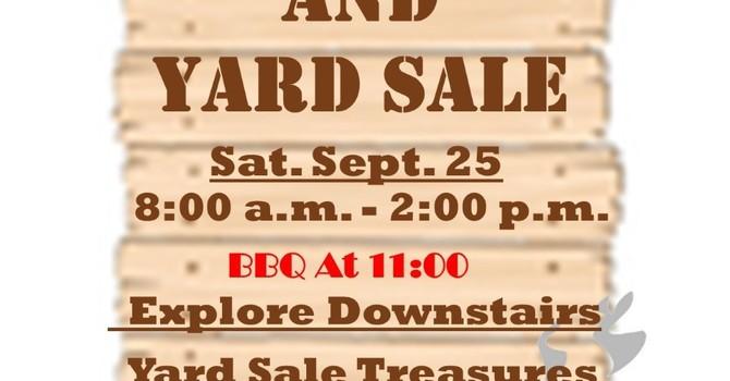 "St. Paul's-Trinity Indoor ""Yard"" Sale"